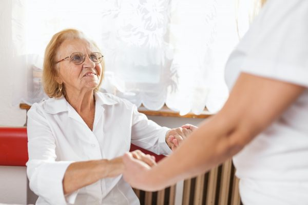 Providing care for elderly